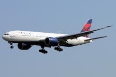 n701dn Delta Air Lines Boeing-777-232lr