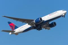 n703dn Delta Air Lines Boeing-777-232lr