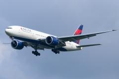n705dn Delta Air Lines Boeing-777-200