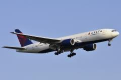 n866da Delta Air Lines Boeing-777-232