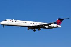 n902de Delta Air Lines McDonnell Douglas MD-88