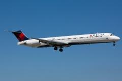 n918dl Delta Air Lines McDonnell Douglas MD-88