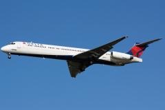 n962dl Delta Air Lines McDonnell Douglas MD-88