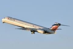 n903da Delta Air Lines McDonnell Douglas MD-90-30