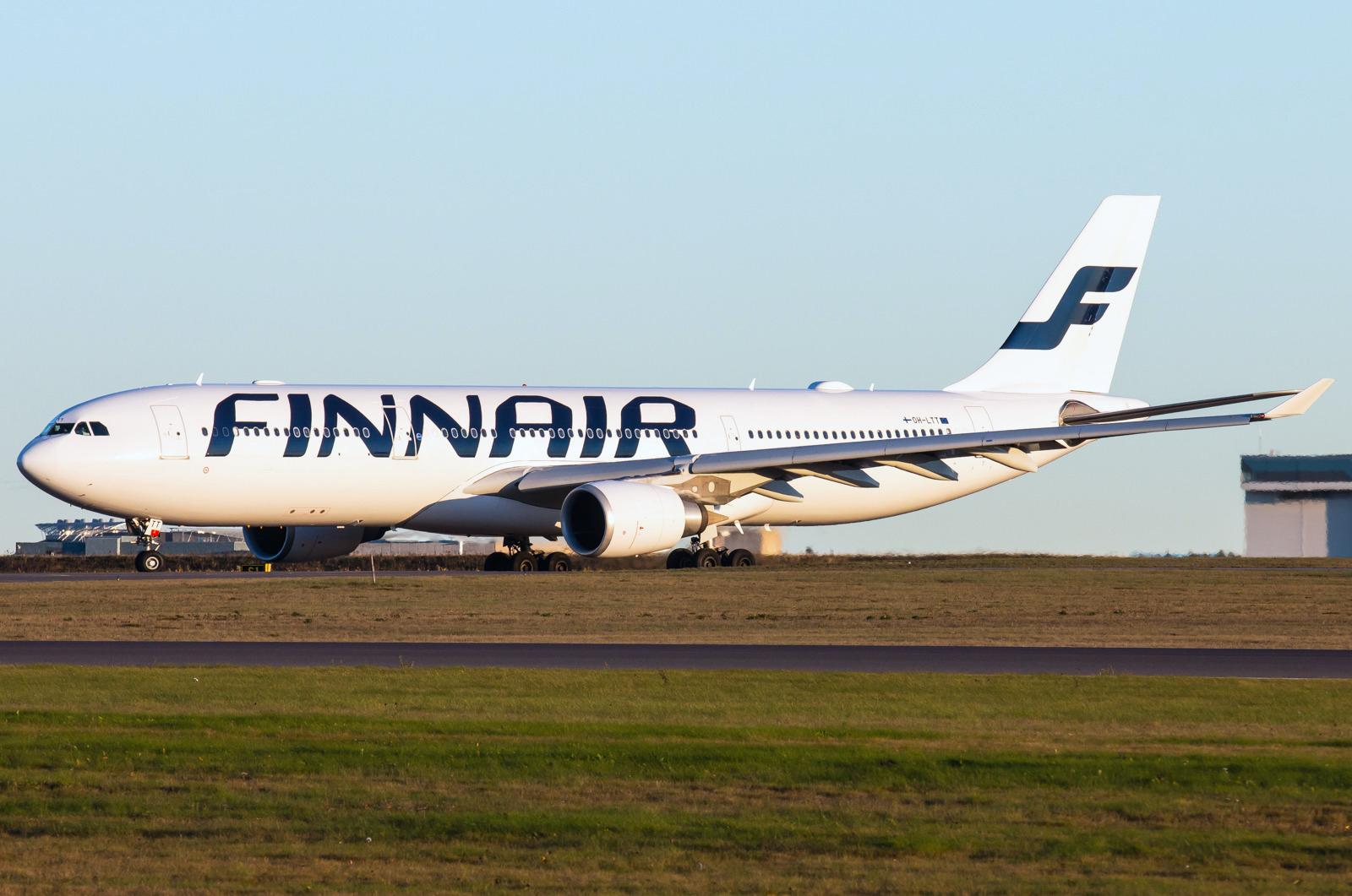 Airbus A330-300 Finnair
