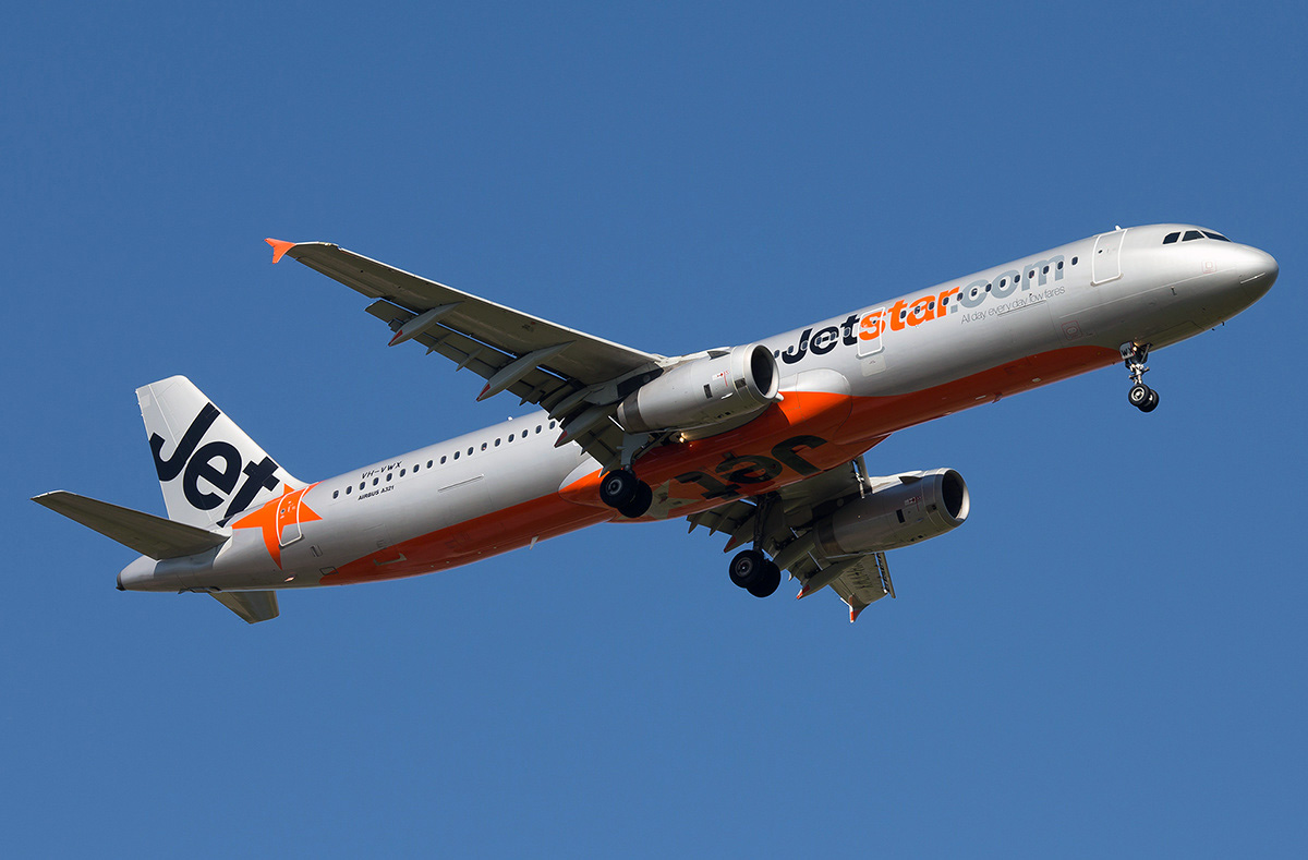 Airbus A321-200 Jetstar. Photos and description of the plane