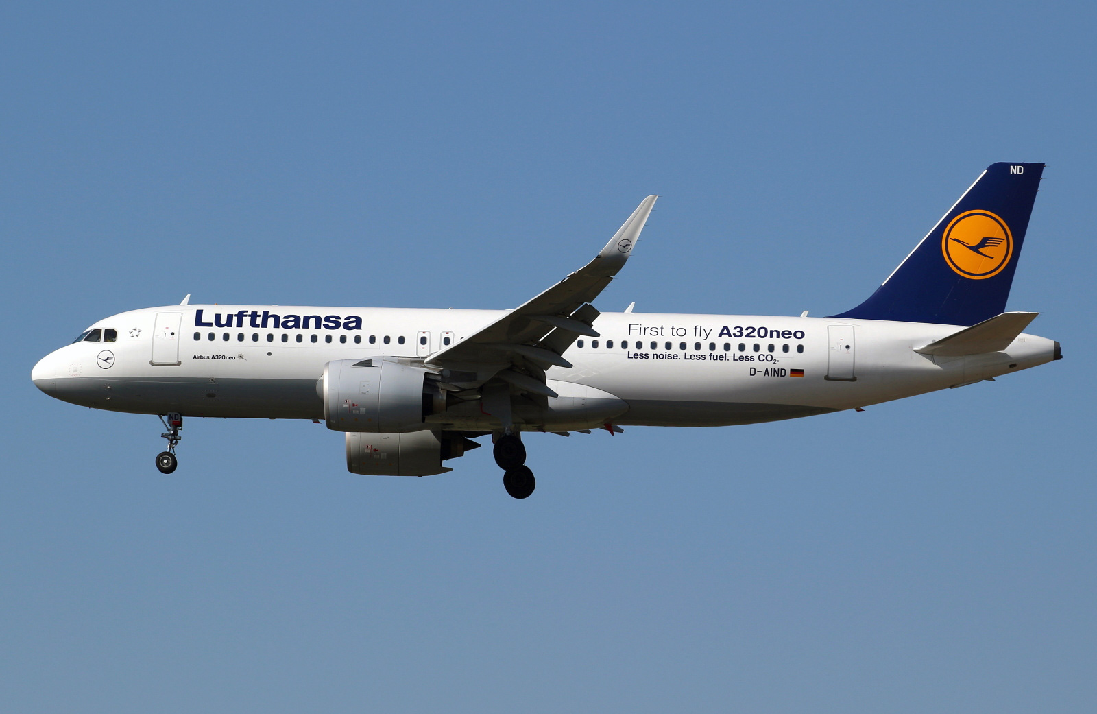 Airbus A320 200neo Lufthansa Photos And Description Of