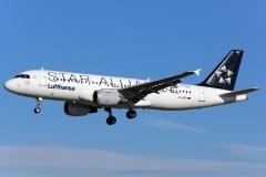 d-aipd Lufthansa Airbus A320-211