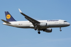 d-aiub Lufthansa Airbus A320-214wl