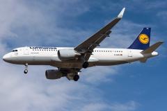 Airbus A320-200wl Lufthansa