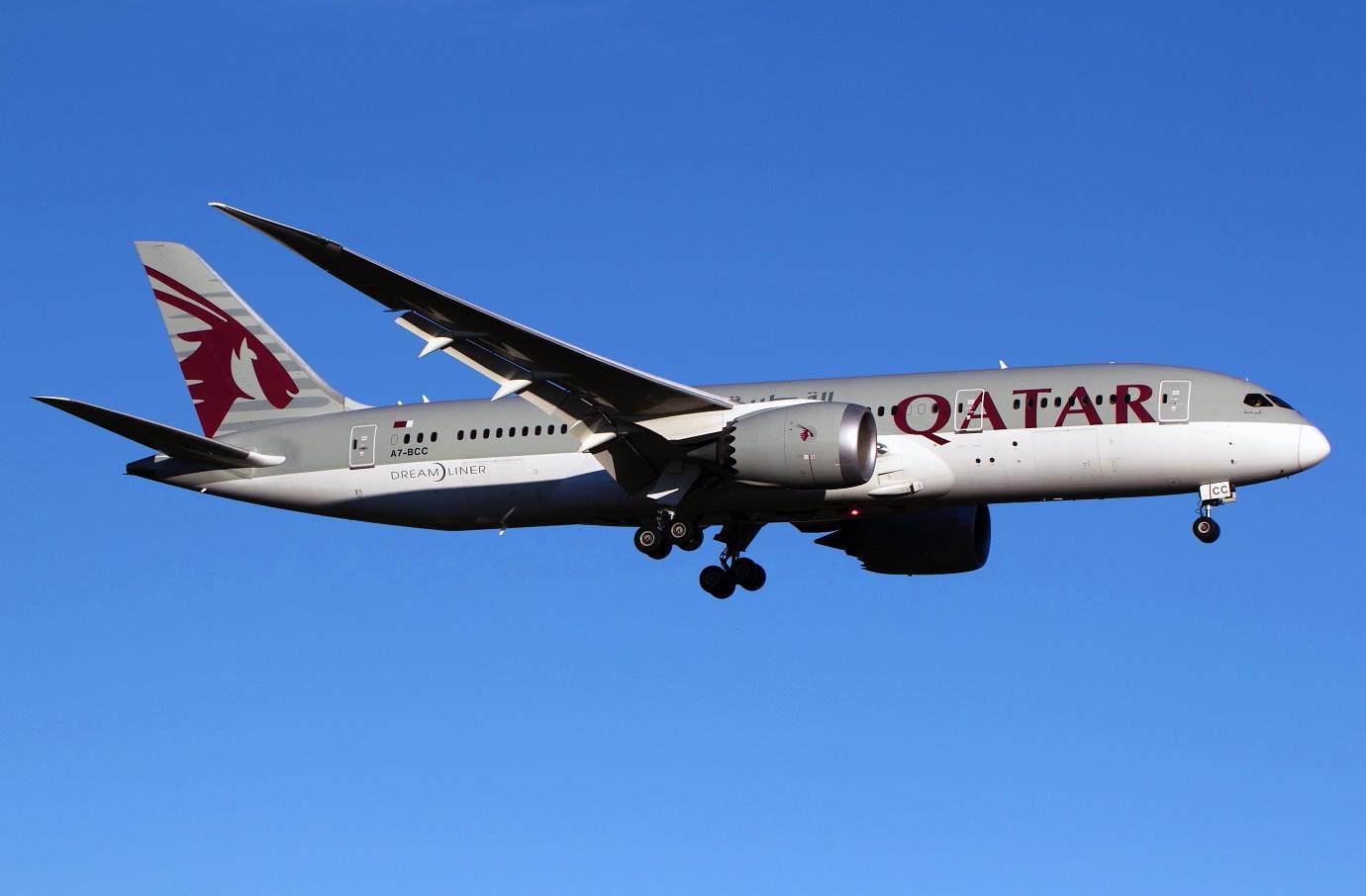 Boeing 787-8 Dreamliner Qatar Airways. Photos and ...
