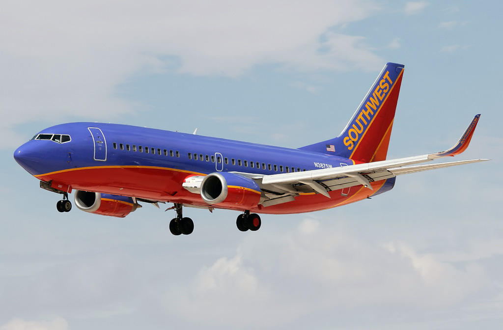 Boeing 737 300 Southwest Airlines Photos And Description