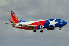 n352sw Southwest Airlines Boeing-737-3h4wl