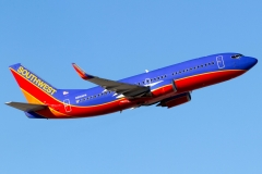 n618wn Southwest Airlines Boeing-737-3h4wl
