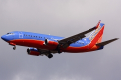 n654sw Southwest Airlines Boeing-737-3h4wl