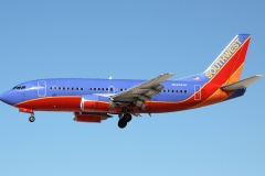 n520sw Southwest Airlines Boeing 737-500