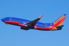n246lv Southwest Airlines Boeing 737-7h4wl