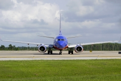 n499wn Southwest Airlines Boeing 737-7h4wl