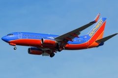 n700gs Southwest Airlines Boeing 737-700