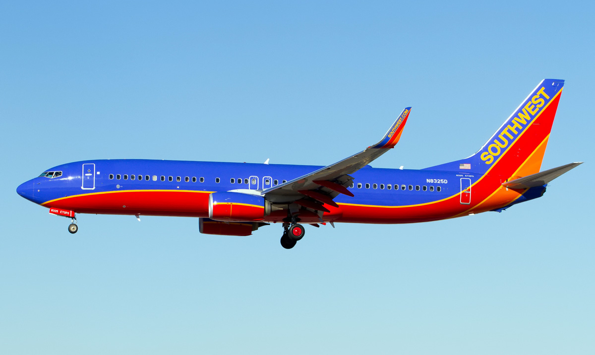 southwest airlines a Southwest airlines corporation.