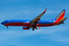 n8309c Southwest Airlines Boeing 737-8h4wl