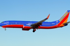 n8325d Southwest Airlines Boeing 737-8h4wl