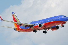 n8630b Southwest Airlines Boeing 737-8h4wl