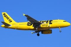 Airbus_A319-132_Spirit-Airlines_