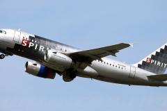Spirit_Airlines_Airbus_A319-100_