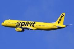 Airbus_A321-231_Spirit_Airlines