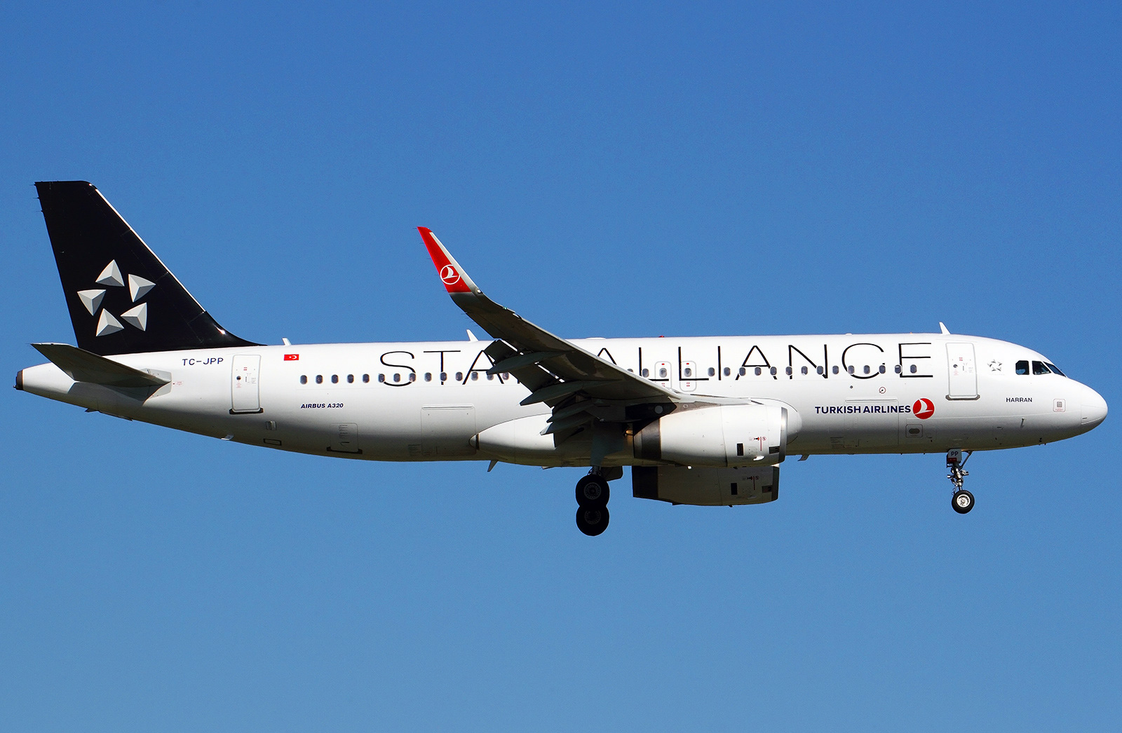 Airbus A320 200 Turkish Airlines Photos And Description