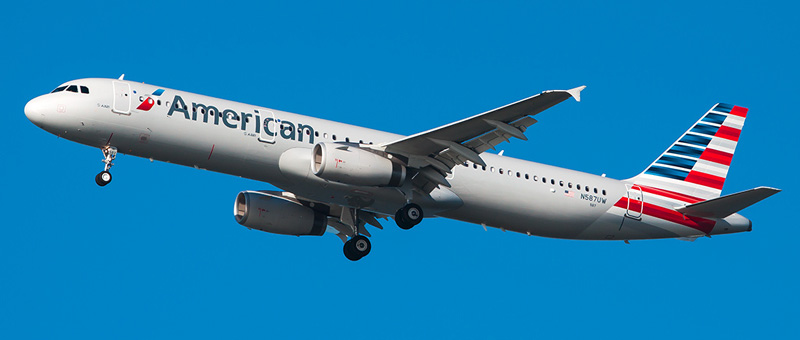 Airbus A321-231 American Airlines