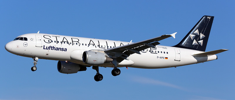 Airbus A320-200 Lufthansa