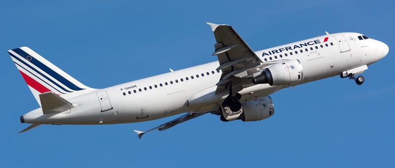 Airbus A320-200 Air France