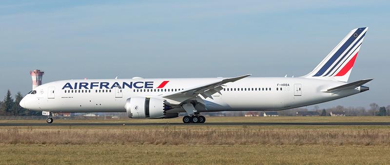 Air France Boeing 787-9 Dreamliner