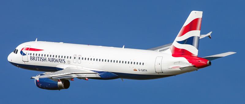 Airbus A320-200 British Airways