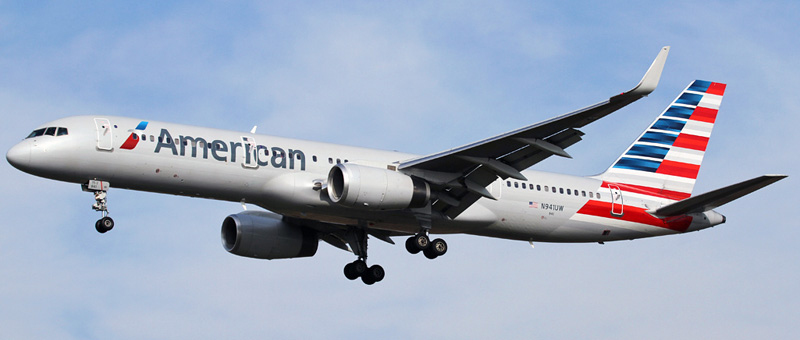 Boeing 757-200 American Airlines. Photos and description of the plane