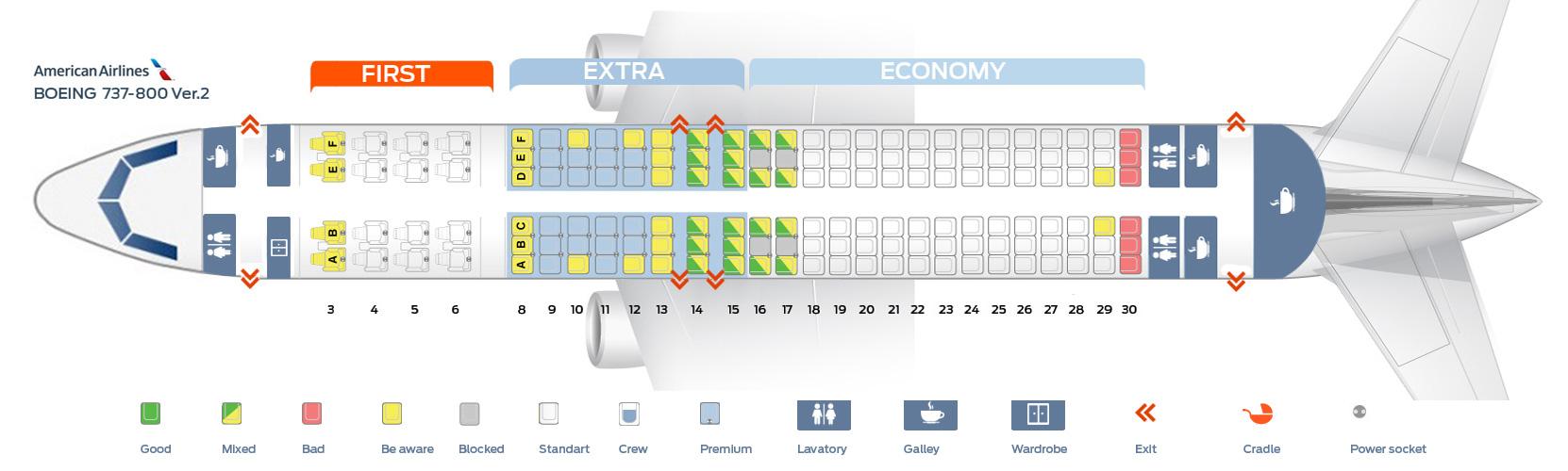 Boeing 737 800 Seating Chart Garuda Brokeasshome Com