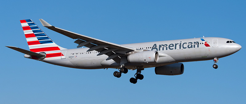 Airbus A330-200 American Airlines. Photos and description of the plane