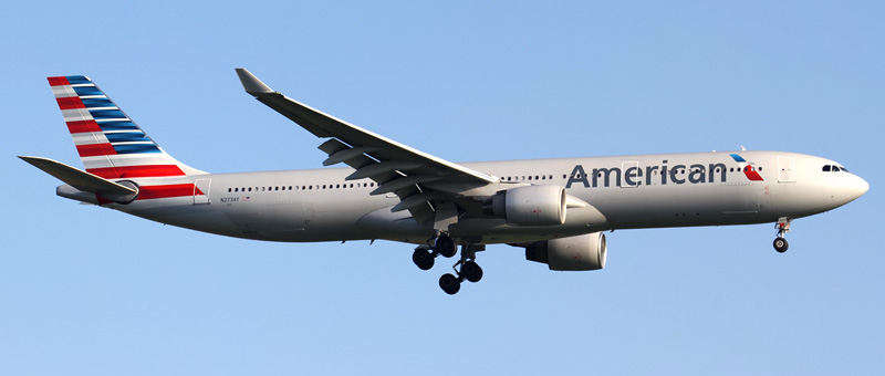 Airbus A330-300 American Airlines. Photos and description of the plane