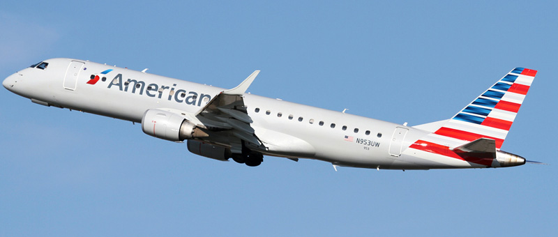 Embraer ERJ-190 American Airlines. Photos and description of the plane
