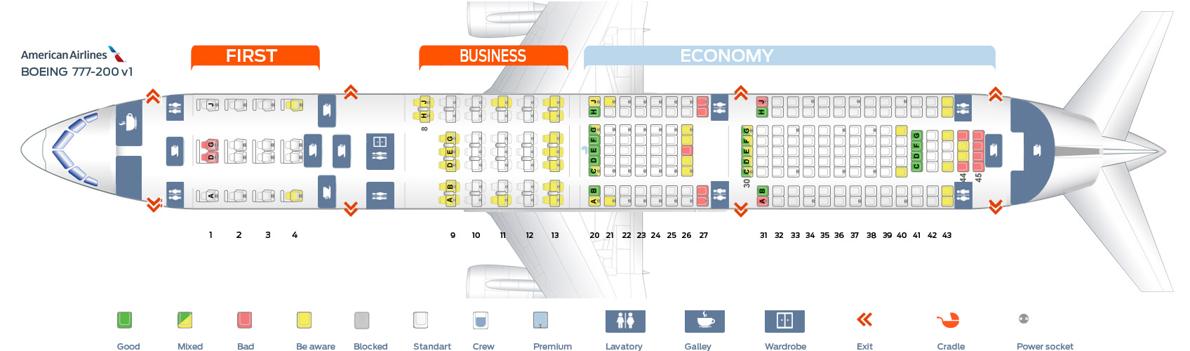 Boeing 777 200 Seat Map Helderateliers