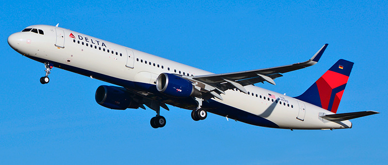 Delta Air Lines Airbus A321-211