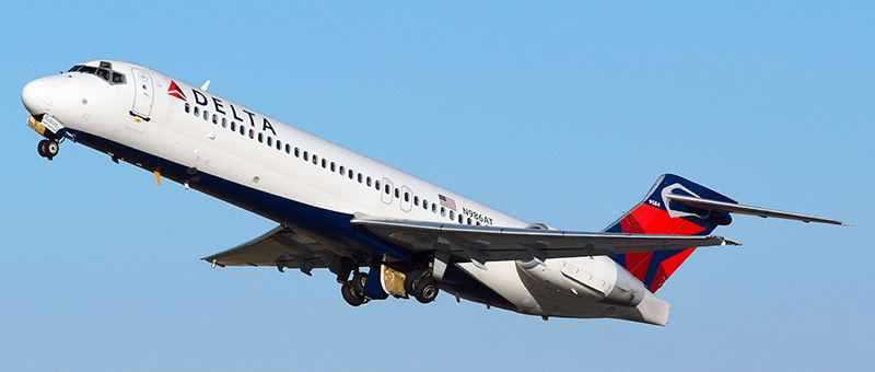 Delta Air Lines Boeing 717-200