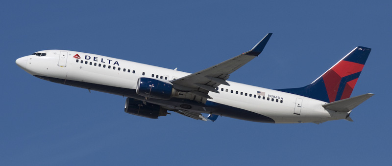 Boeing 737-800 Delta Airlines. Photos and description of the plane
