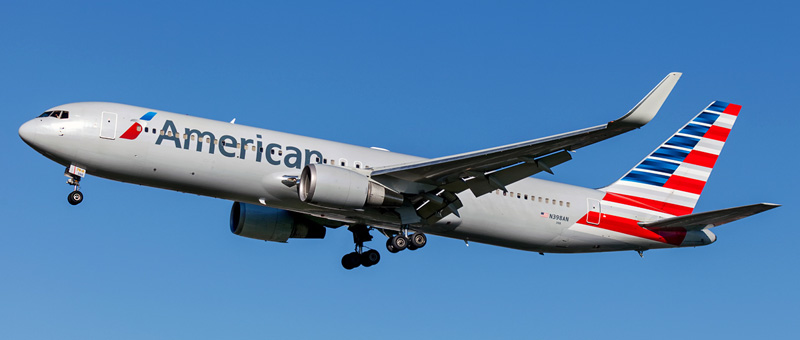 Boeing 767-300 American Airlines. Photos and description of the plane