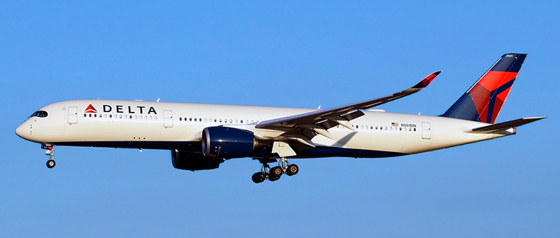 Delta Air Lines Airbus A350-900