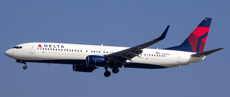 Boeing 737-900 Delta Airlines. Photos and description of the plane