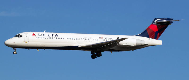 Boeing 717-200 Delta Airlines. Photos and description of the plane