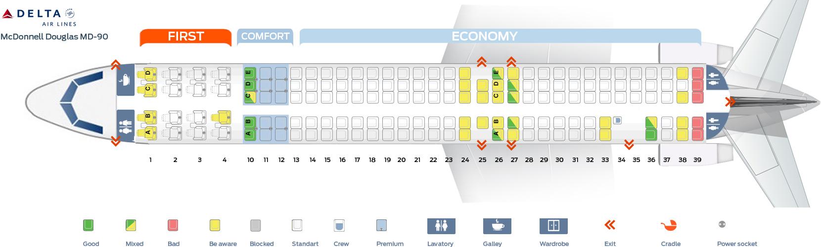 Delta Douglas Md 80 Seating Chart Brokeasshome Com